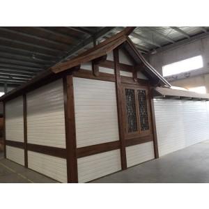 Kitset wooden cottage