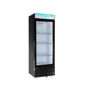 Retail and merchandise display refrigerator LG-192