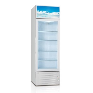 Retail and merchandise display refrigerator LG-278