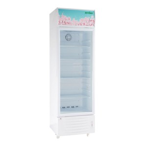 Retail and merchandise display refrigerator LG-238NF
