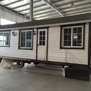Tiny home - this sample has to go!